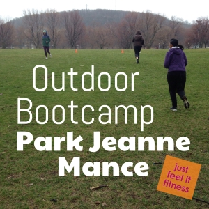 Park Jeanne Mance bootcamp
