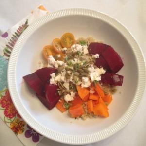The best quinoa salad ever 2