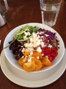 The best quinoa salad ever